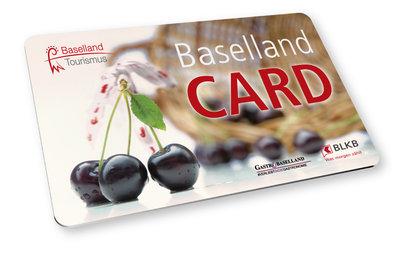 Baselland-Card - Wert CHF 450.00